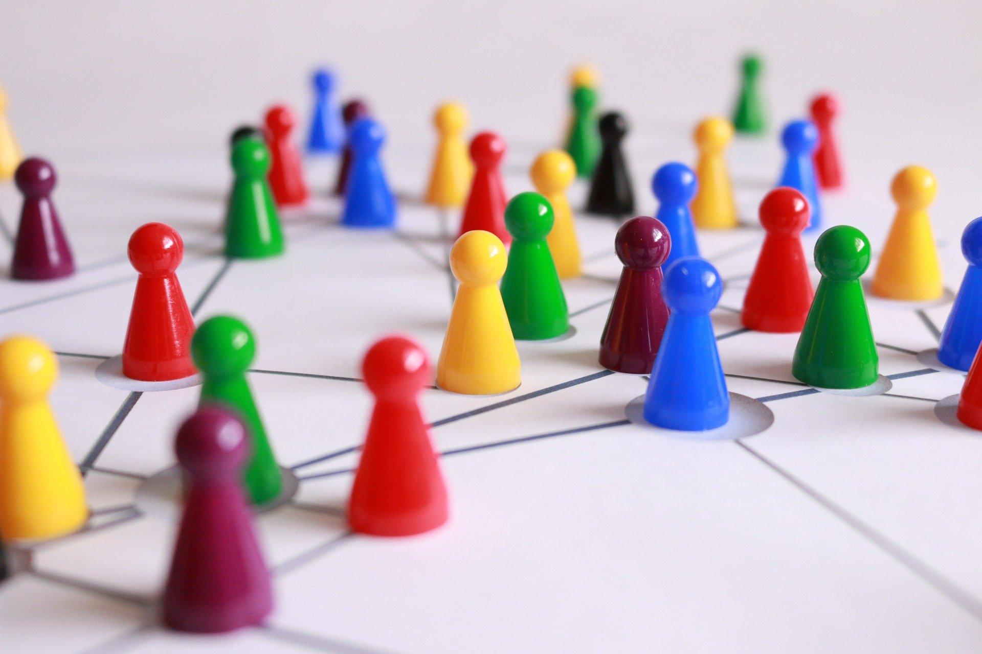 Gewusst wie: Stark durch Netzwerke! – ein Workshop für die, die sich vernetzen wollen