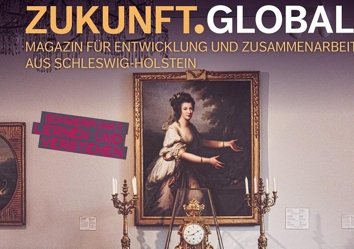Druckfrisch: ZUKUNFT.GLOBAL Nr. 12 erschienen