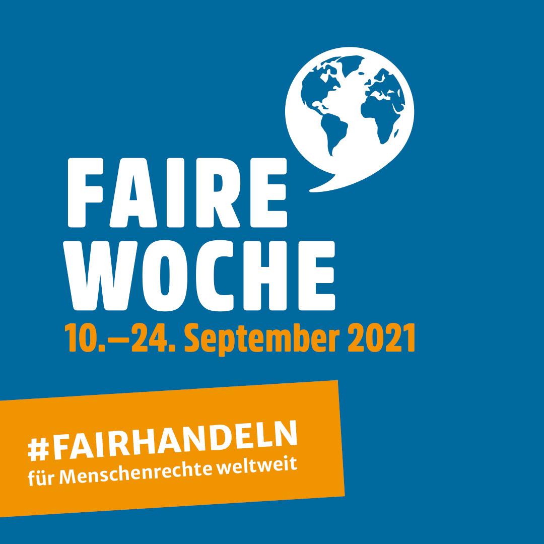 Wir sind dabei: Faire Woche in Dithmarschen